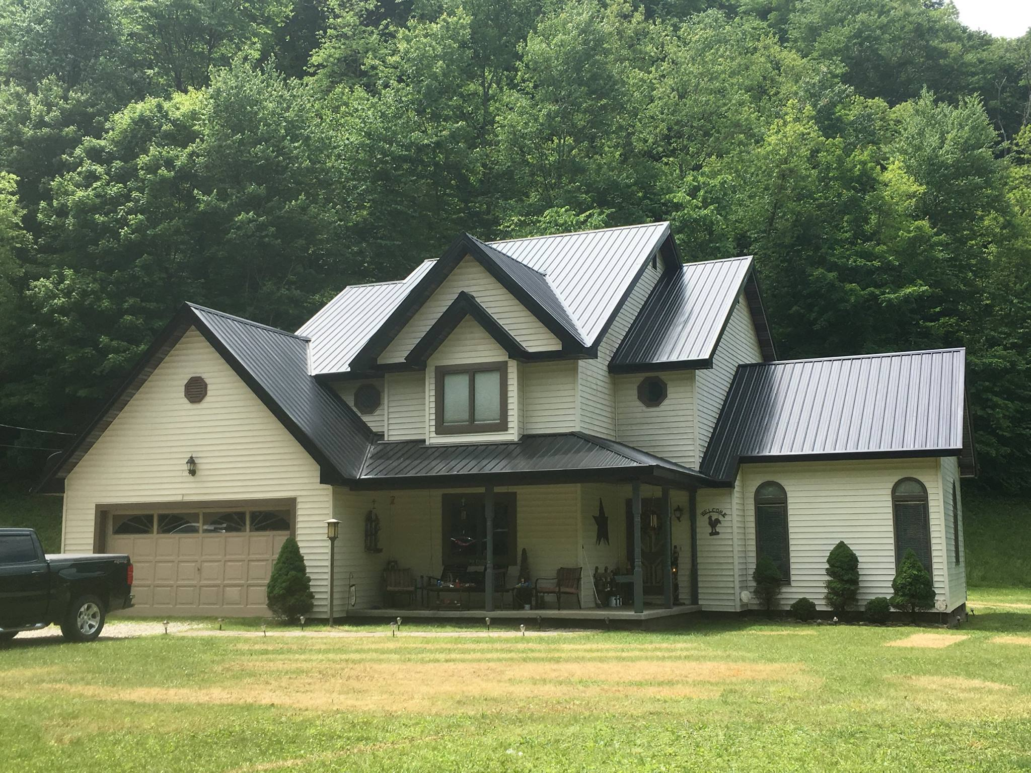 Metal Roofing Project Gallery Residential Commercial